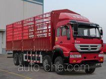 Huanghe stake truck ZZ5314CCYK4766D1
