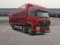 Sinotruk Hohan livestock transport truck ZZ5315CCQM4663E1L