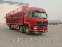Sinotruk Hohan livestock transport truck ZZ5315CCQN4666E1L
