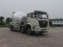 Sinotruk Hohan concrete mixer truck ZZ5315GJBN3063E1