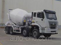Sinotruk Hohan concrete mixer truck ZZ5315GJBN3266D1