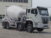 Sinotruk Hohan concrete mixer truck ZZ5315GJBN3666D1