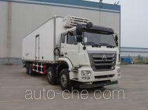 Sinotruk Hohan refrigerated truck ZZ5315XLCN4663E1