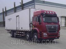 Sinotruk Hohan refrigerated truck ZZ5315XLCN46G3E1