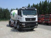 Sinotruk Sitrak concrete mixer truck ZZ5316GJBN306GE1