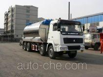 Sida Steyr rubber asphalt distributor truck ZZ5316GLQM3866F