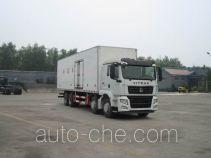 Sinotruk Sitrak refrigerated truck ZZ5316XLCN466GE1