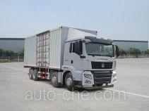 Sinotruk Sitrak box van truck ZZ5316XXYM386GD1