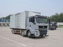 Sinotruk Sitrak box van truck ZZ5316XXYM466GD1
