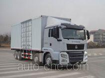 Sinotruk Sitrak box van truck ZZ5316XXYN466GD1