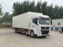 Sinotruk Sitrak wing van truck ZZ5316XYKN466GE1