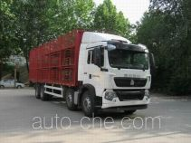 Sinotruk Howo livestock transport truck ZZ5317CCQN466GE1