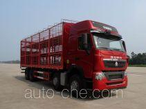 Sinotruk Howo livestock transport truck ZZ5317CCQV466HE1