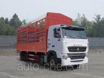 Sinotruk Howo stake truck ZZ5317CCYN466WE1
