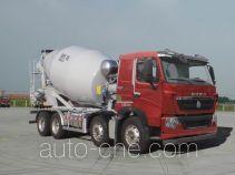 Sinotruk Howo concrete mixer truck ZZ5317GJBV326HD1