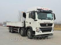 Sinotruk Howo weight testing truck ZZ5317JJHN466GE1