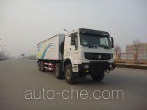 Sinotruk Howo water purifier truck ZZ5317XJS