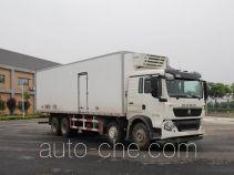 Sinotruk Howo refrigerated truck ZZ5317XLCN466GE1B