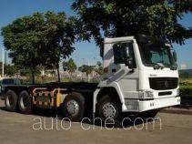 Sinotruk Howo detachable body garbage truck ZZ5317ZXXN3267C2