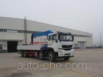 Homan truck mounted loader crane ZZ5318JSQM60DB0