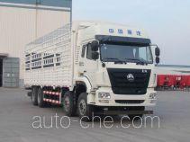 Sinotruk Hohan stake truck ZZ5325CCYN4663E1K