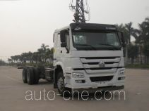 Sinotruk Howo special purpose vehicle chassis ZZ5347V4647E1