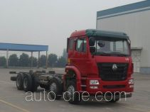 Sinotruk Hohan special purpose vehicle chassis ZZ5385N3866D1