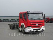 Sinotruk Howo special purpose vehicle chassis ZZ5437V4667E5