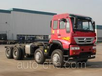 Sida Steyr special purpose vehicle chassis ZZ5451N5261D1
