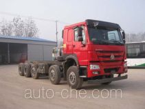 Sinotruk Howo special purpose vehicle chassis ZZ5507N31B7E1