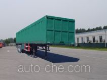 Sida Steyr box body van trailer ZZ9236XXY201