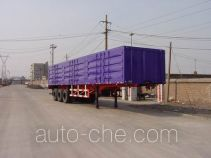 Sida Steyr box body van trailer ZZ9286XXY321