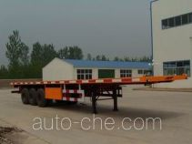 Sida Steyr container transport trailer ZZ9406TJZ321